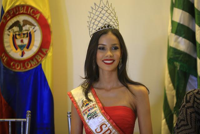 Ana María Landaeta, representará al departamento del Meta en el Concurso Nacional de Belleza