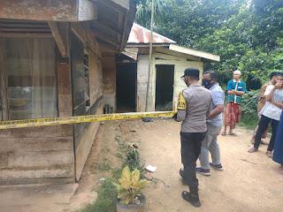 Usai Bacok Bapaknya Pria di Aceh Tamiang Gorek Leher Sendiri