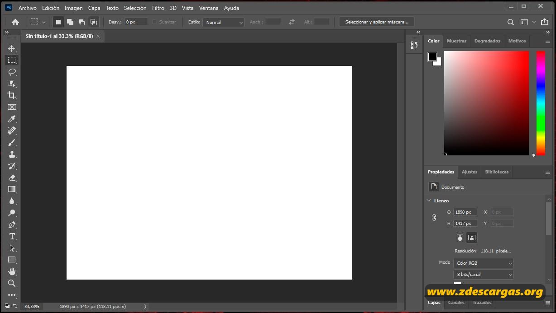Adobe Photoshop 2021 Full Español