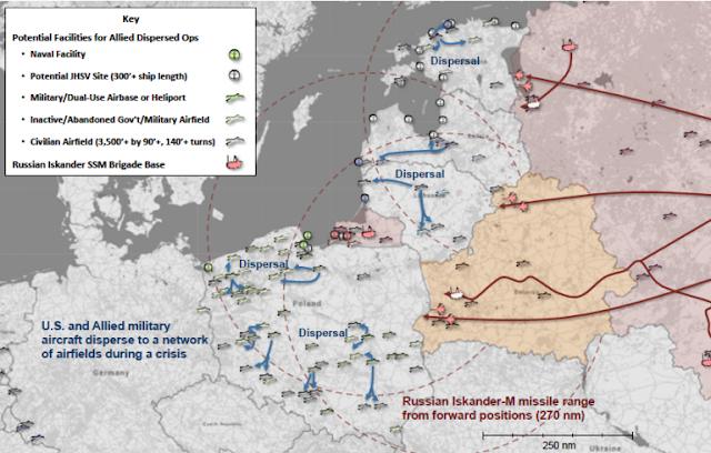 Άμυνα απέναντι σε μία υποθετική ρωσική πυραυλική επίθεση.