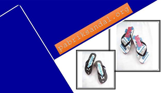 Produksi Sandal Sablon Pria Termurah mulai dari 6.000- an