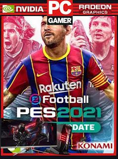 eFootball PES 2021 (2020) PC Full Español Latino [GoogleDrive] SXGO