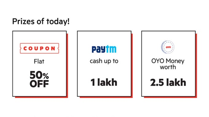 OYO Quiz Answers Today 12th August 2020 – Win ₹1 Lakh Paytm Cash