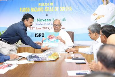 Odisha CM Naveen Patnaik releases Flood Hazard Atlas