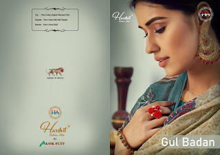 Gulbadan Pakistani Style Suits By Alok Suits in Wholesale Rate