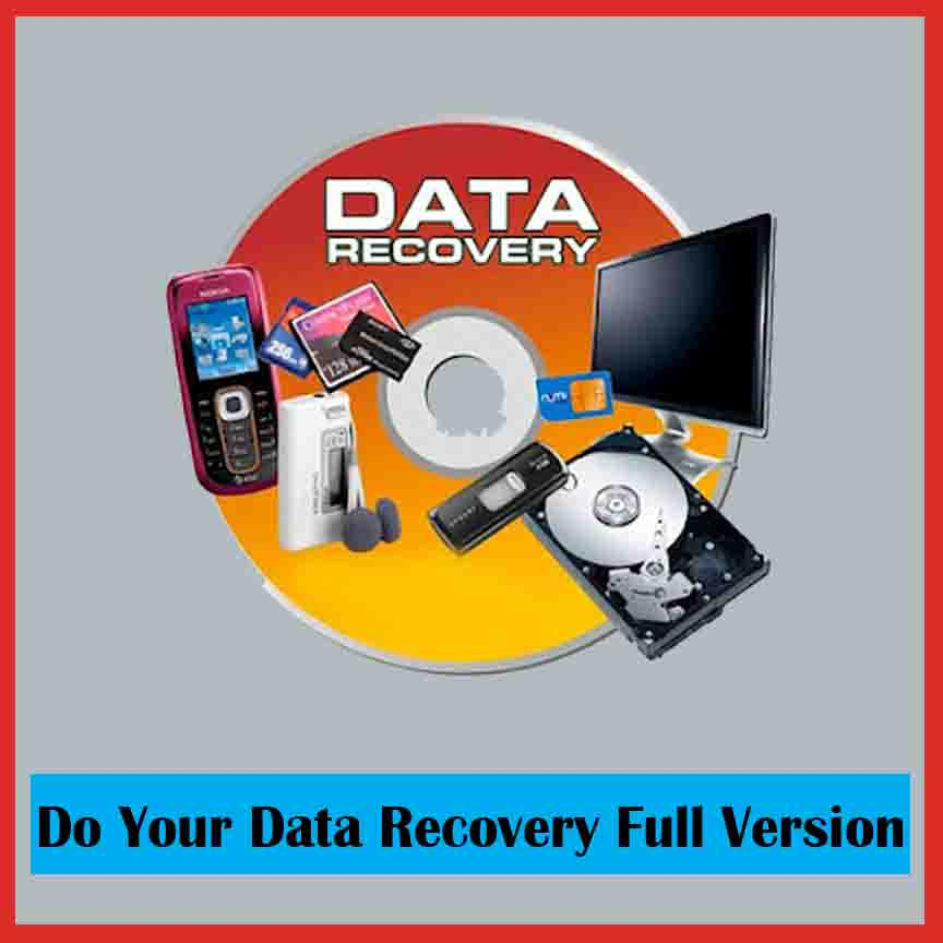 Recover My Files Crack License Key Full Free Download