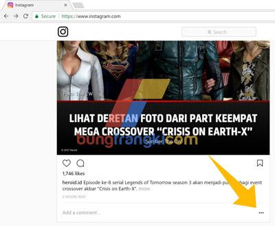 Cara Menambahkan Foto atau Video Instagram di Blog AMP