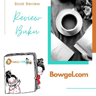 membuat blog review buku