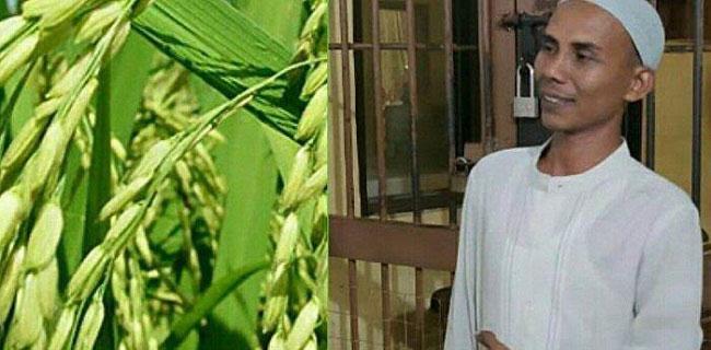 Tengku Munirman Penemu Bibit Padi Unggul IF8 Dibui