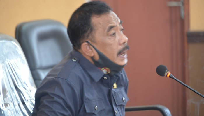 Ketua DPRD Sinjai Mendadak Cabut Laporan