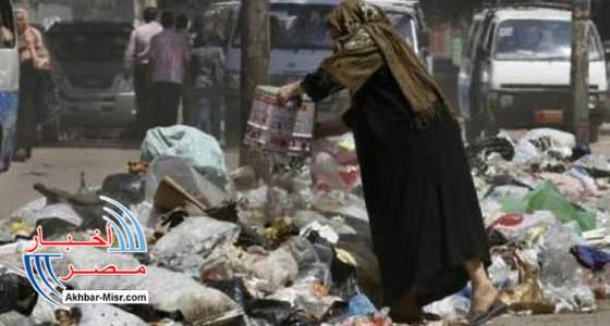 غرامة إلقاء القمامة بالشارع
