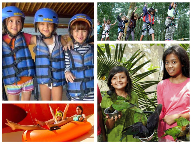 10 Best Kids Vacation Activities in Bali Island