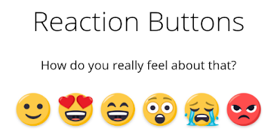 How to install sharethis emoji button on any blog