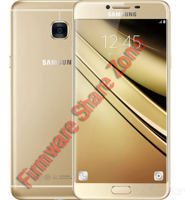 Samsung Galaxy C7 SM-C7000 Combination File U3 New Update