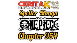 Spoiler Manga One Piece Chapter 954