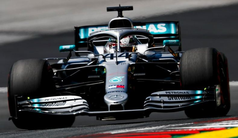 f1 hellenic fan club - Gp Αυστρίας (Fp1) : Hamilton ταχύτερος του Vettel