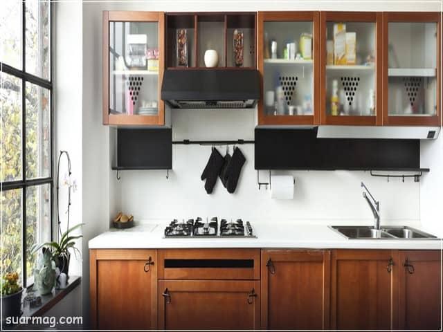 مطابخ خشب 20 | Wood kitchens 20