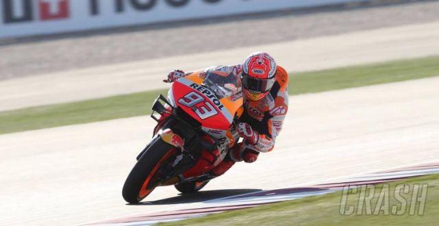 Marquez Juara MotoGP Spanyol, Rossi P6