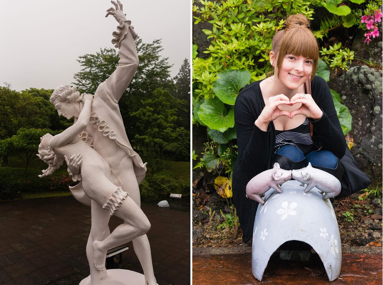 Любовь напоказ: 16 сексуальных фантазий, запечатленных в скульптуре
