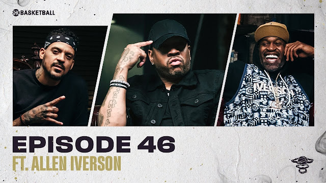 "Allen Iverson Appears On ""All The Smoke"" Podcast"