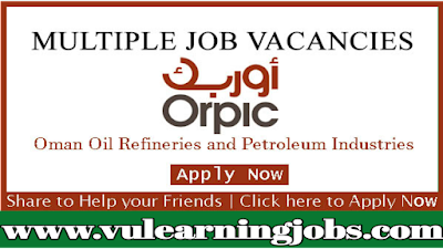 Orpic Careers | Oman LNG | Oman Oil Company | Middle East