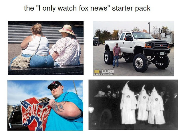 i watch fox news