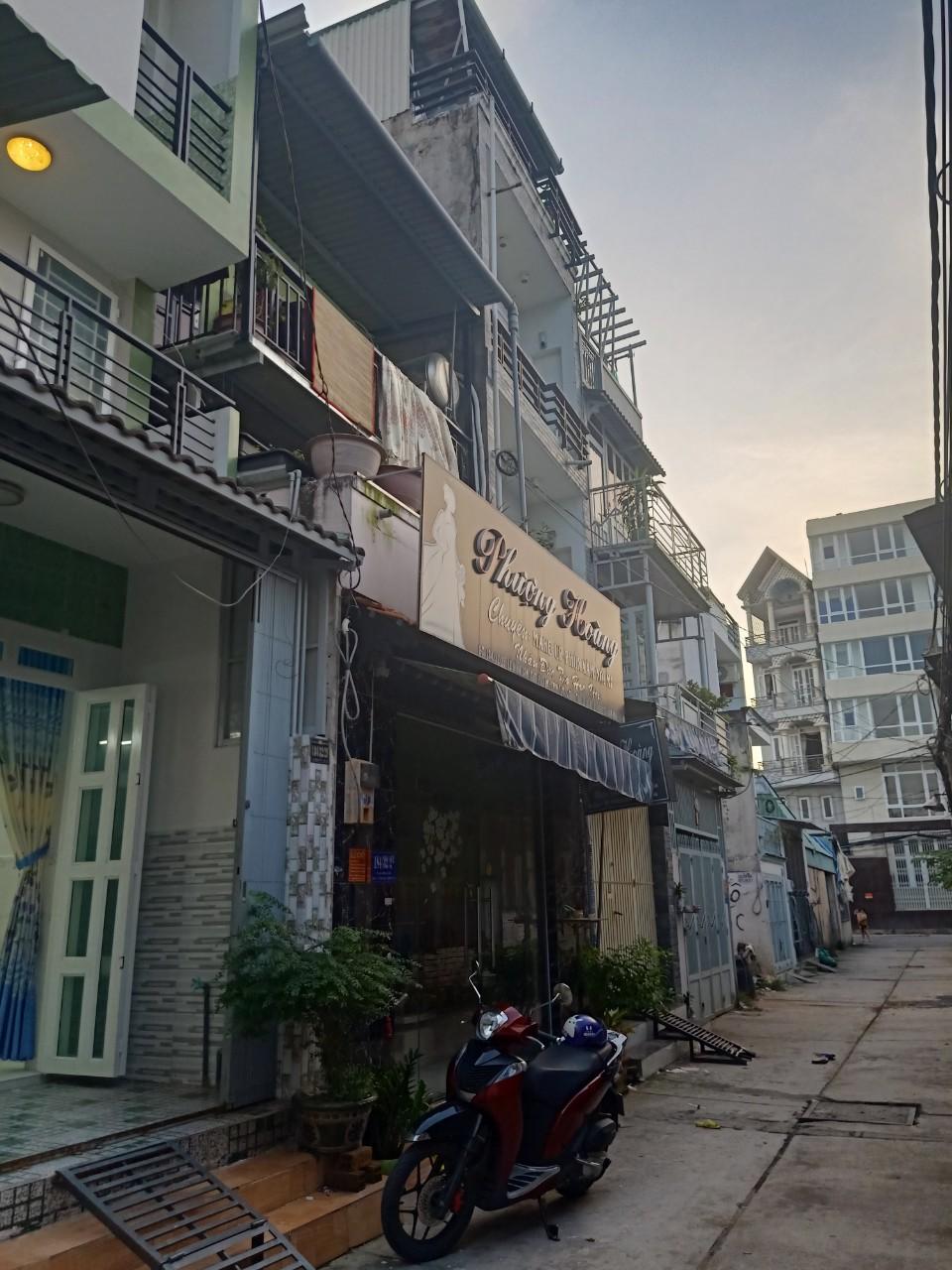 Bán nhà quận Bình Tân dưới 3 tỷ, hẻm 184 Lê Đình Cẩn phường Tân Tạo quận Bình Tân