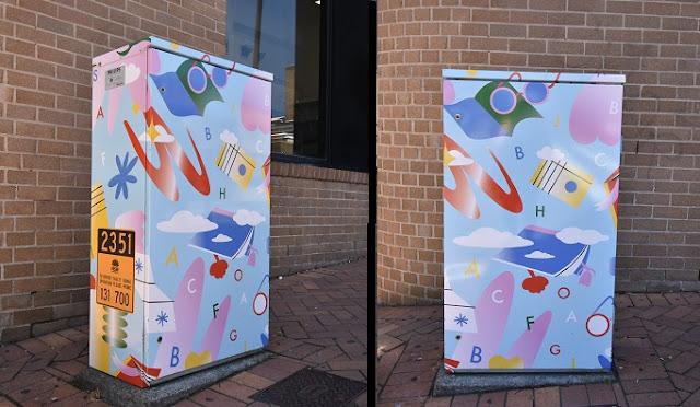 Hurstville NBN Box Art