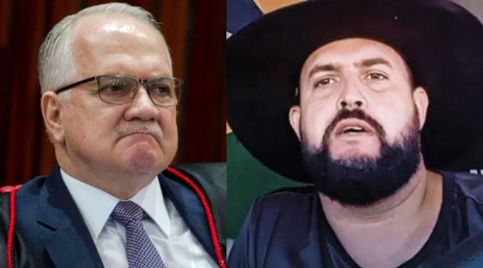 Fachin nega pedido de habeas corpus de Zé Trovão