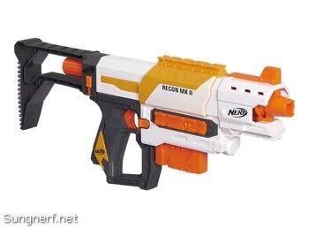 Súng Nerf tháo lắp Recon MKII