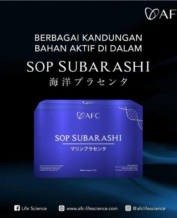 Jual SOP Subarashii Obat Apa - Obat Herbal Kencing Manis, Info di Palu. Utsukushii Vitamin.