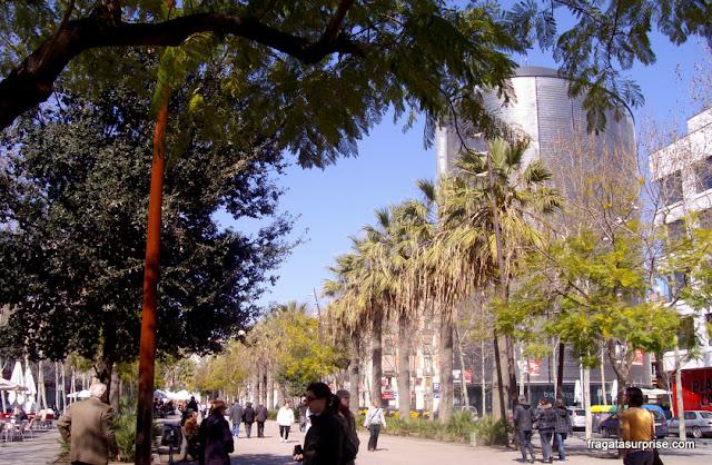 Rambla do Raval, Barcelona