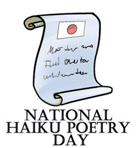 National Haiku Poetry Day Wishes for Instagram