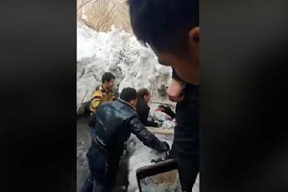 Orang Tuanya Dipenjara, Bocah Uighur Meninggal Membeku di Parit