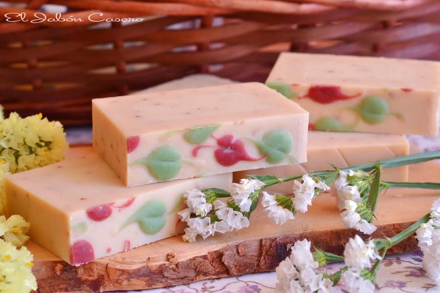 jabones naturales de yogur detalles para bodas