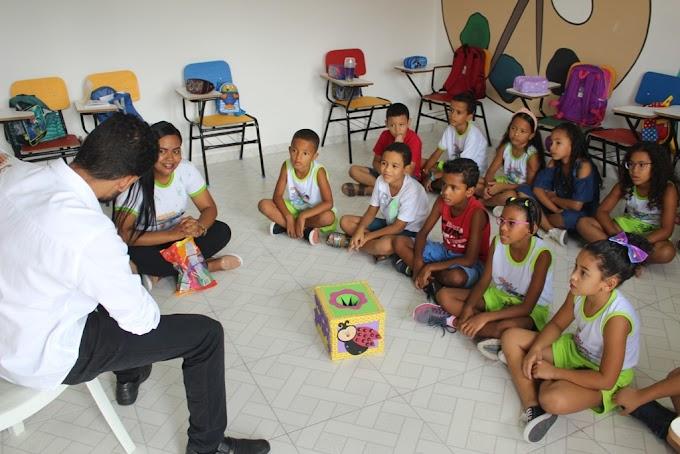 Escola Mundo do Saber inicia ano letivo em estrutura nova
