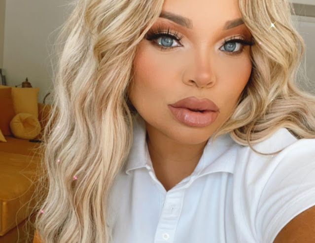 Trisha Paytas Squizzles In Her Pool In Allegedly OnlyFans Leaked Video