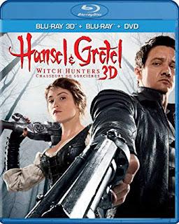 Hansel y Gretel: Cazadores de Brujas [BD25 2D + 3D]