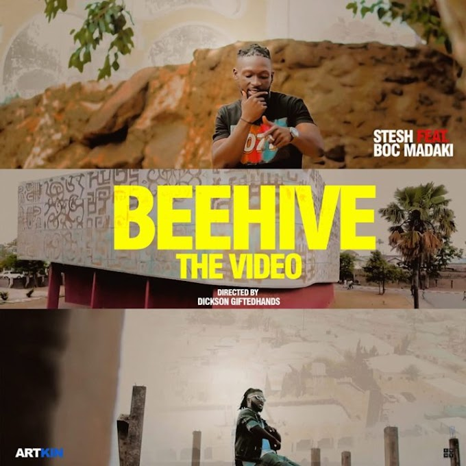 DOWNLOAD VIDEO: Stesh Ft. B.O.C – BeeHive