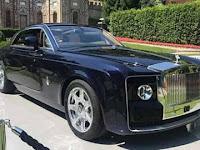 Wow, Mobil Ini Berpredikat Termahal di Dunia, Berapa Harganya?