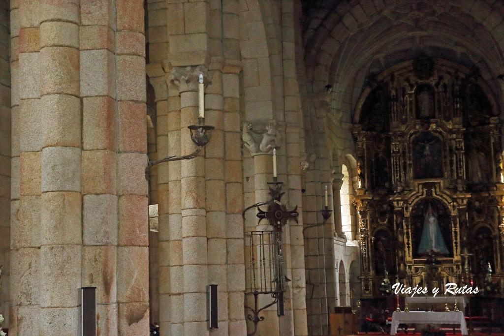 Iglesia del Monasterio de Aciveiro