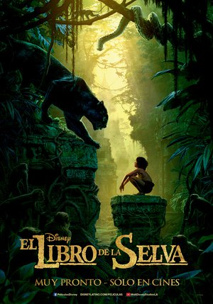 Poster The Jungle Book 2016