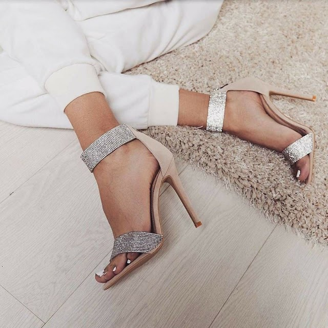 Women's shoes from the summer collection 2018