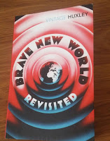 Revisiting 'Brave New World Revisited' by Aldous Huxley