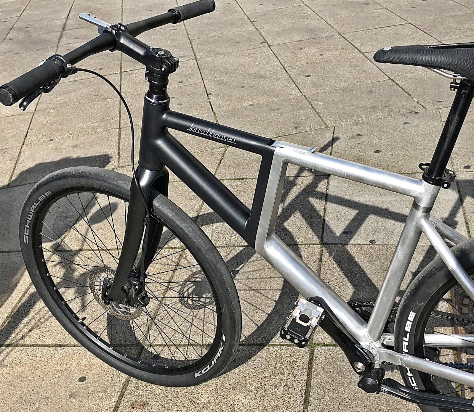 Radfahren in stuttgart das stylische stuttgarter fahrrad for Fahrrad minimalistisch