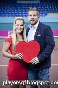 Dominika Cibulková with her boyfriend Miso Navara pics