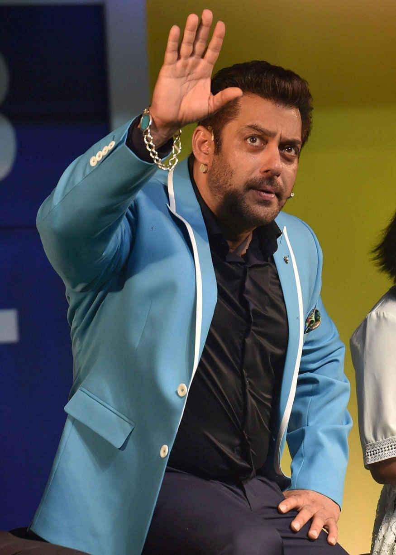 Salman Khan at 'Bigg Boss 11' Press Conference Pics