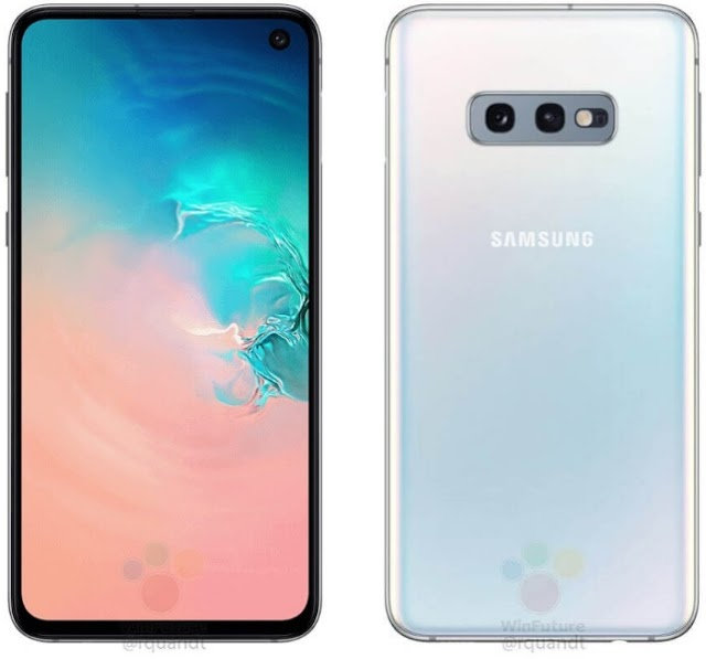 Samsung Galaxy S10E has leaked low-cost, best phone