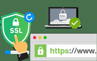 SSL certificate from techvia