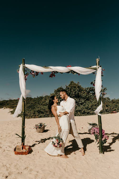 Photography Poses for Wedding Couples